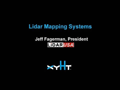 Lidar Mapping Systems