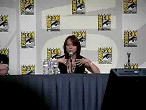 Naoko Mori talks about receiving Torchwood script