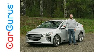 Hyundai Ioniq 2017 Videos