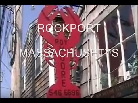Visiting Rockport Massachusetts