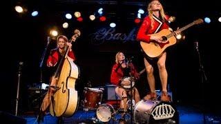 Baskery live 2013
