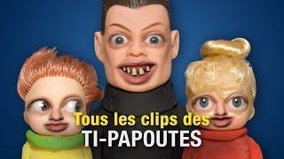 Tous les clips des Ti-Papoutes