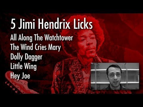 5 Far Out Jimi Hendrix Licks You Can Learn Right Now