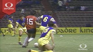 Futbol Retro: América 3-0 Irapuato - Temporada 1988-89 | Televisa Deportes
