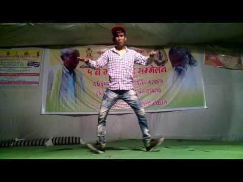 Gondi hip hop dance rondgoyna dada ankush dawale