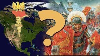 Et Si l'Empire Romain Avait Découvert l'Amérique?