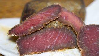 Вяленое мясо новый рецепт!!!(В данном видео показан способ как в домашних условиях можно приготовить вяленое мясо. Основные ингредиент..., 2016-11-08T13:29:36.000Z)