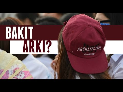Bakit Arki? - A Story of Four Thomasian Architecture Students