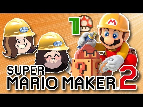 SUPER MARIO MAKER 2 - STORY MODE?! - PART 1 - Super Mario Bros