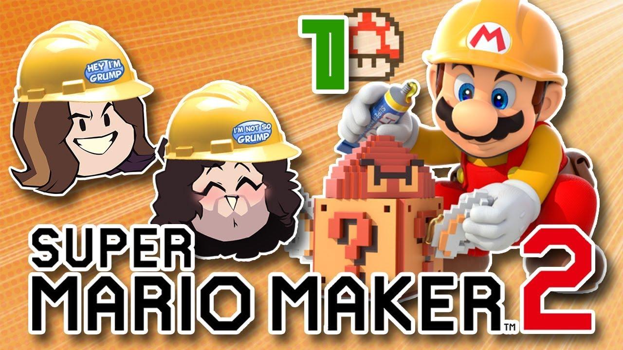 Mario Maker 2 - 1 - Boss Ross Level Imposs! - Super Mario Bros
