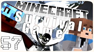 Minecraft: Hunger Games w/L8Games! Game 57 - ADVENTURE COVE (Intense Fights!)