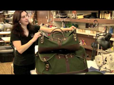 Duluth Pack Sportsman's Duffel - Canvas Luggage