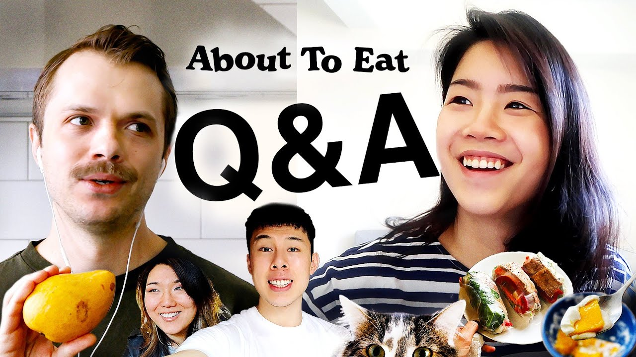 Inga And Andrew Q&A + 200k Subscribers!!!