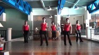 My Beautiful Troublemaker - Line Dance