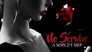 No Scrubs • Sims 2/3 MEP