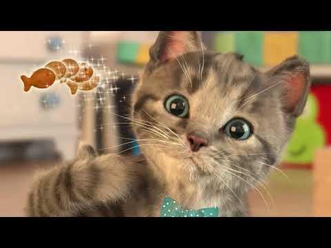 Little Kitten & Friends Adventure - Learn with a cute virtual cat Cutest Cat Best App for Kids |