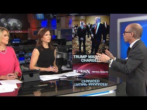 Is there enough evidence in arrest of Trump adviser Corey Lewandowski?