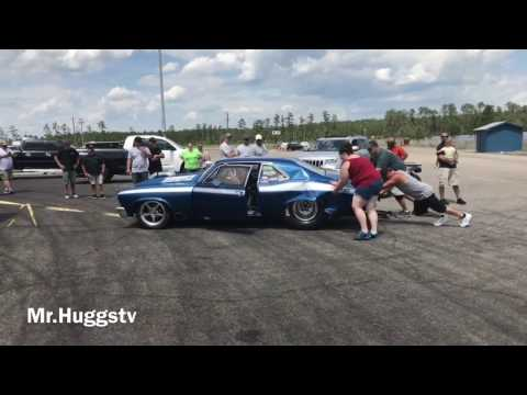 STREET OUTLAWS WRECK