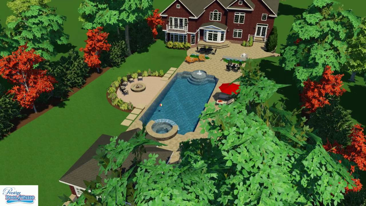 Prestige Pool And Patio, NY | Design And Concepts