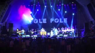 Gentse Feesten 2014 dag2 Polé Polé Mucho Gusto
