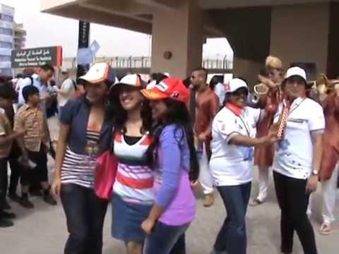 Bombay Baja Brass Band - Bahrain F1 Grand Prix