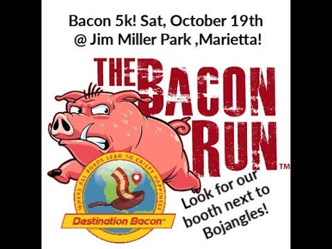 2019 Bacon Run - Jim Miller Park, Marietta GA