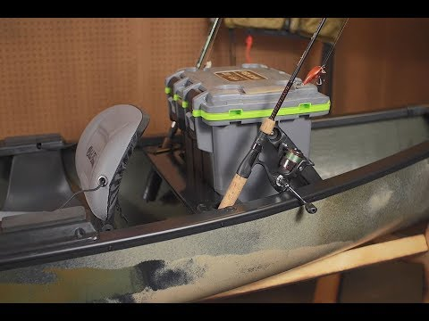 Complete Overview: Old Town Discovery 119 Solo Sportsman
