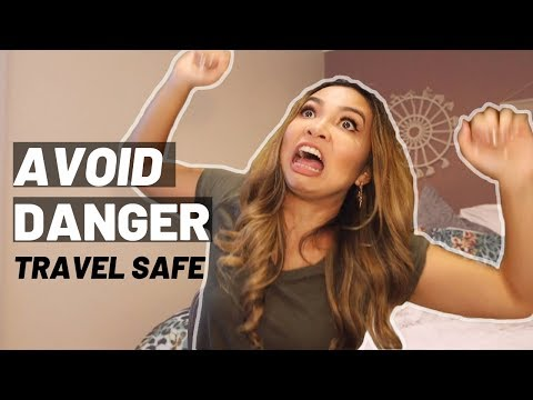 SOLO TRAVEL SAFETY – Tips for Female Travellers