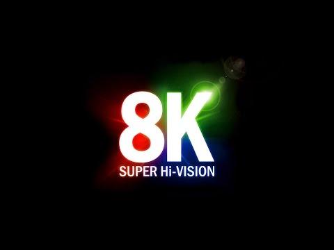 8K SUPER Hi-Vision: The resolution that will change television (subtitulado Español)