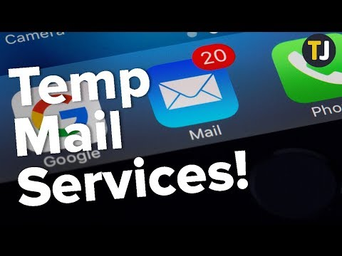 The BEST Temporary Email Services (Alternatives To Mailinator!)