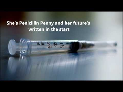 Penicillin Penny. Dr. Hook & The Medicine Show. (1973)
