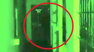 Real Ghost Caught On Video Camera Inside Haunted Jail