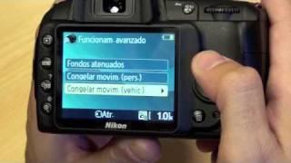 Nikon D3000 Part II Guide Tour Review