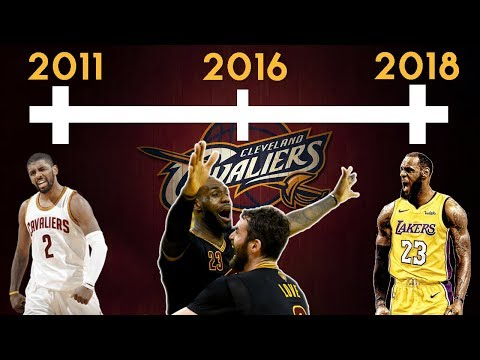 Timeline of How LeBron James Brought a Title to Cleveland and Then Left