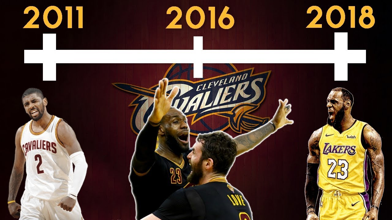 check out 18dc0 00c65 Timeline of How LeBron James Brought a Title to Cleveland and Then Left