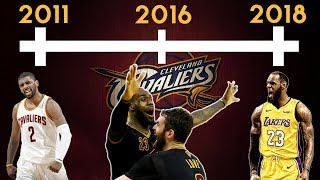 Download Timeline of How LeBron James Brought a Title to Cleveland and Then Left Mp3 and Videos