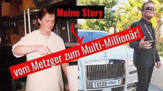 Prinz Marcus von Anhalt - vom Metzger zum Multi-Millionär 🔥