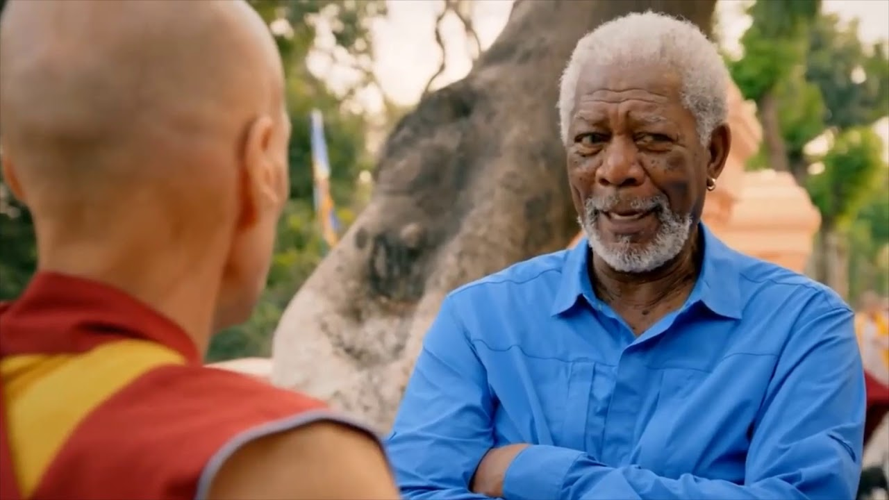 Download The Story Of God With Morgan Freeman and Ven. Sumati (Kabir Saxena)  S01E06 (The Power Of Miracles).