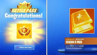 "VOICI HOW TO RESURMENT ""FREE"" OF THE PALIERS on Fortnite! (SEASON 9)"