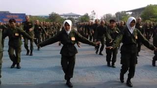Goyang Gemu Fa Mi Re Calon Taruna/i Angkatan 58 STIP Jakarta