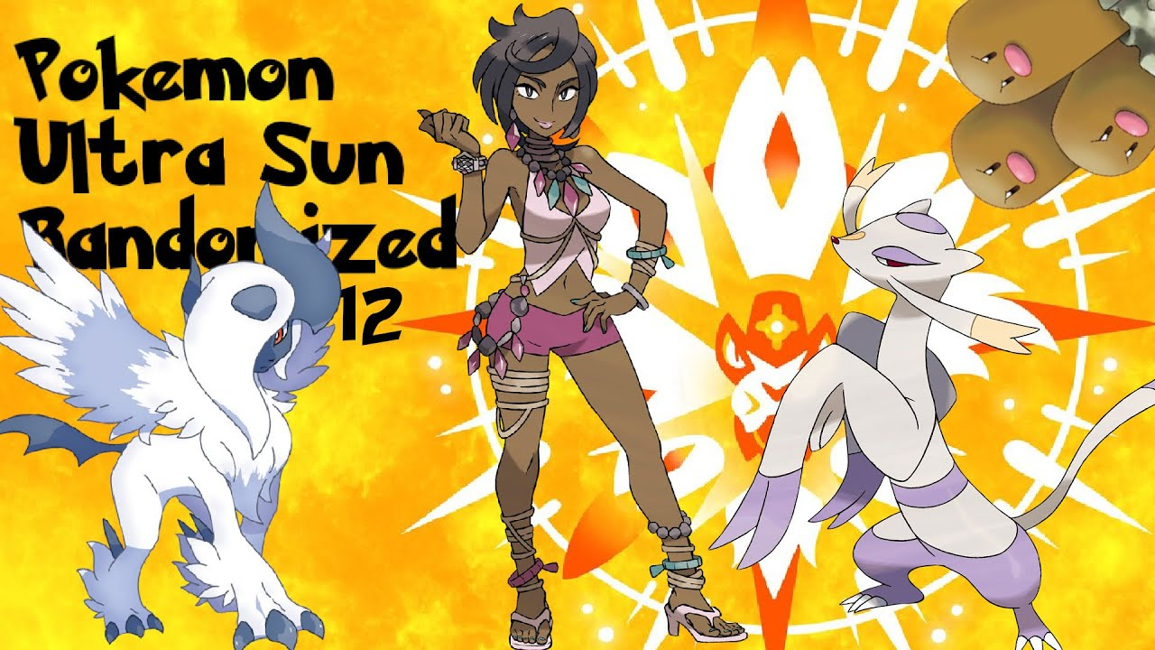 Pokemon Ultra Sun Randomized Part 12 - ゲーム情報動画御殿(e