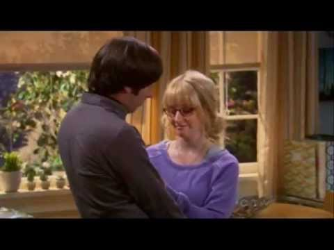 bernadette and howard meet