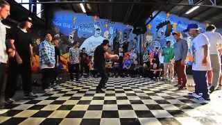 143 Liverpool Street Familia Vs. SKB - Sydney Bboy League GRAND FINAL [HD] !!