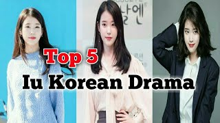 IU ( Lee ji eun ) Korean drama list