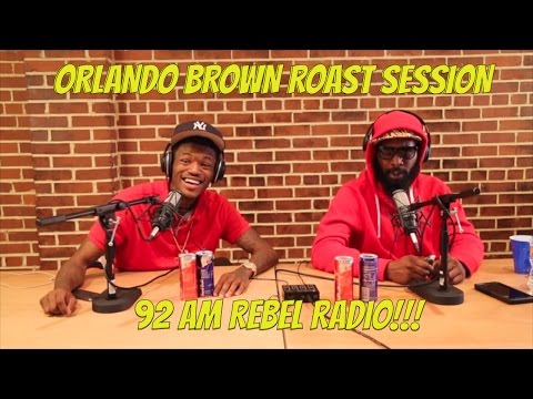 Karlous Miller & DC Young Fly Orlando Brown Roast Session | The Roach Game @dcyoungfly @karlousm