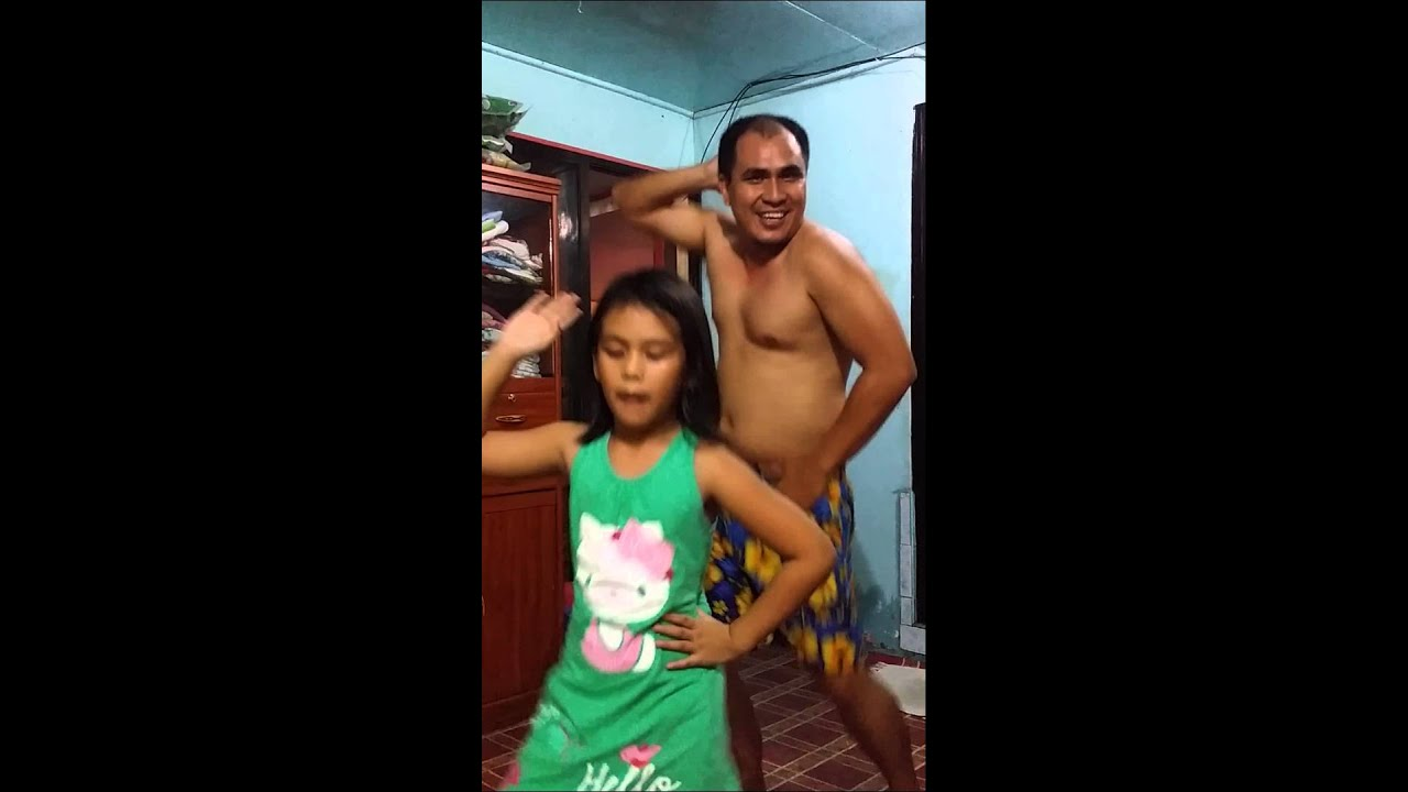 Daddy daughter touch 10