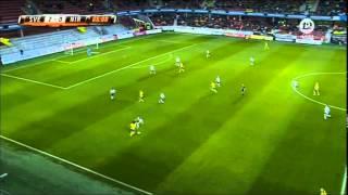 Sweden-Northern Ireland 2nd half
