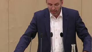 Kickl: Kern hat Österreich mit seinem schmutzigen Wahlkampf in eine Staatskrise manövriert!