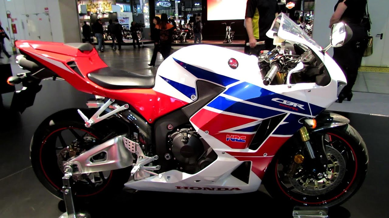 2014 honda cbr600rr walkaround 2013 eicma milan. Black Bedroom Furniture Sets. Home Design Ideas