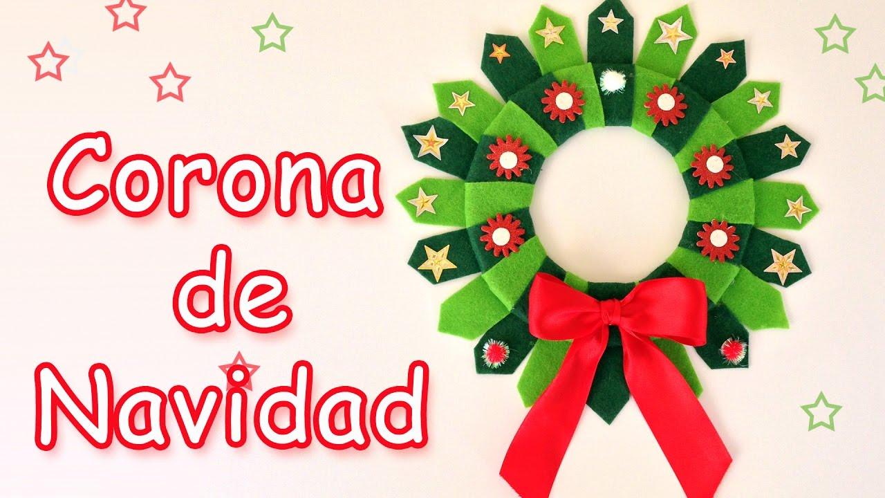 Adornos navide os corona de navidad christmas wreath for Adornos navidenos para regalar